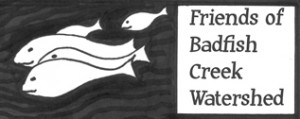 Friends of Badfish Creek Watershed logo