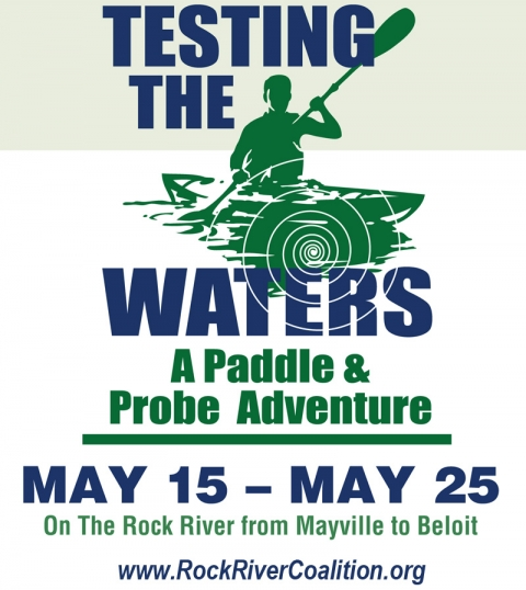"""Testing the Waters"" Event Schedule"